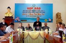 1.200 thanh thiếu niên phật tử tham dự Hội trại Tuổi trẻ Phật giáo
