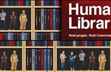 """Thú vị mô hình """"Thư viện sách sống"""" đầu tiên tại Việt Nam"""