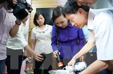 Bộ trưởng Y tế kiểm tra công tác phòng chống sốt xuất huyết tại TP.HCM