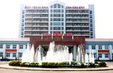 Làm rõ clip người nhà nạn nhân gây rối tại Bệnh viện Ninh Bình