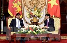 Việt Nam và Sri Lanka hướng đến kim ngạch thương mại 1 tỷ USD