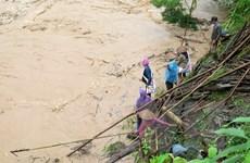 Yên Bái: Bảy người mất tích do lũ ống, lũ quét ở Mù Cang Chải