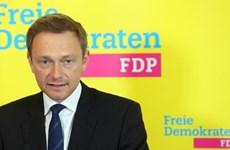Chính trị gia Đức đề xuất chấp nhận tạm thời việc Nga sáp nhập Crimea
