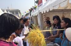 Ngoại giao ẩm thực hướng tới kỷ niệm 50 năm thành lập ASEAN
