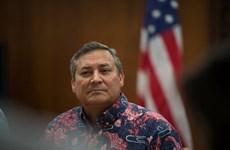 Thống đốc Guam bảo vệ lập trường chống Triều Tiên của ông Trump