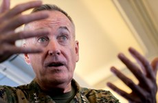 Chủ tịch Hội đồng Tham mưu trưởng liên quân Mỹ cảnh báo Triều Tiên