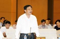 Ủy ban Thường vụ Quốc hội xem xét, cho ý kiến về hai dự thảo Luật
