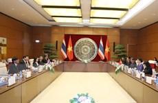 Việt Nam coi trọng phát triển quan hệ đối tác chiến lược với Thái Lan