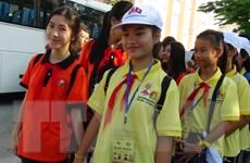 Hấp dẫn Trại hè Hữu nghị thiếu nhi Việt Nam-Lào tại Khánh Hòa