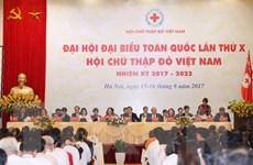 Thủ tướng Nguyễn Xuân Phúc dự Đại hội Hội Chữ thập Đỏ Việt Nam