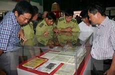 Triển lãm bản đồ, tư liệu về Hoàng Sa và Trường Sa tại Bạc Liêu