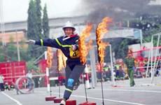 Giới thiệu các sản phẩm tiên tiến trong lĩnh vực chữa cháy, cứu hộ