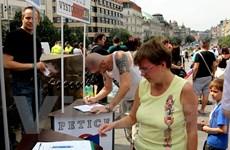 Phần lớn các chính đảng Séc phản đối nước này rời khỏi EU
