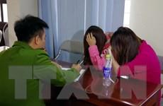 Triệt phá đường dây người mẫu, diễn viên bán dâm ở TP Hồ Chí Minh