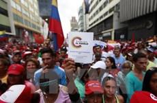 Quốc hội lập hiến Venezuela thông báo nắm quyền lập pháp