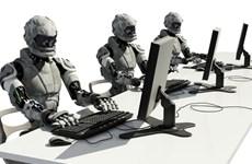 """Hãng thông tấn Yonhap giới thiệu """"robot phóng viên"""" làm tin bóng đá"""