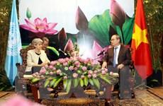 Tổng Giám đốc UNESCO đánh giá cao tiềm năng của TP Hồ Chí Minh