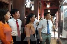 Công chúng Thủ đô và du khách tiếp cận di sản thế giới tại Việt Nam