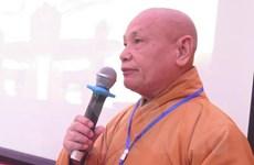 Bà Trương Thị Mai thăm các chức sắc tôn giáo tiêu biểu tại phía Nam