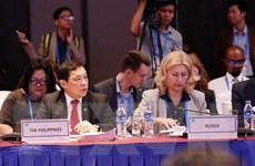 APEC 2017: Những nội dung chính trong ngày đầu tiên Hội nghị SOM 3