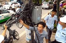 Hà Nội sẽ hạ ngầm 100% mạng cáp viễn thông khu vực trung tâm