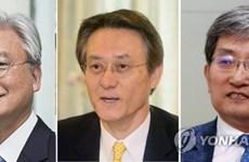 Tổng thống Hàn Quốc chỉ định đại sứ mới tại Mỹ, Nhật và Trung Quốc