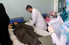 Quân đội Mỹ không kích Taliban, 13 thường dân Afghanistan thiệt mạng