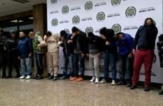 Colombia tiêu diệt một thủ lĩnh của nhóm tội phạm Gulf Clan