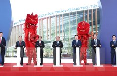 Khởi công Dự án tổ hợp sản xuất ôtô thương hiệu Việt đầu tiên