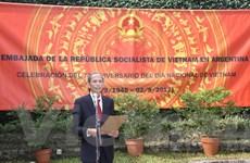 Kỷ niệm 72 năm Cách mạng Tháng Tám và Quốc khánh 2/9 tại Argentina