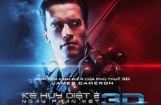 """Phần 2 của loạt phim """"Kẻ hủy diệt"""" trở lại với phiên bản 3D"""