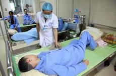 TP.HCM: Sốt xuất huyết chững lại, bệnh tay chân miệng gia tăng