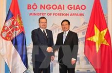 Việt Nam-Serbia trao đổi biện pháp thúc đẩy quan hệ song phương