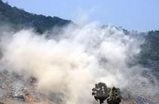 Nhiều sai phạm trong hoạt động đóng cửa mỏ đá trên núi Bà Đen