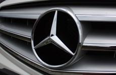 Mercedes-Benz tiếp tục chiến dịch triệu hồi xe ôtô tại Trung Quốc