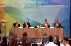 APEC 2017: Thúc đẩy tiếp cận của doanh nghiệp nhỏ với kinh tế số
