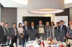 Thành phố Đà Nẵng thu hút các doanh nghiệp công nghệ cao của Pháp