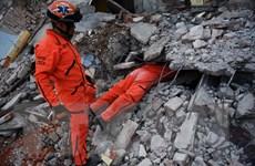 Đã có 96 người thiệt mạng do động đất 8,2 độ Richter ở Mexico