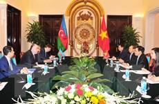 Việt Nam luôn coi trọng phát triển quan hệ hợp tác với Azerbaijan