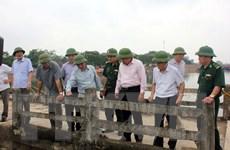 Nghệ An có phương án di dời dân đến nơi an toàn để tránh bão