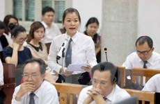 """Vụ Oceanbank: Luật sư """"ngỡ ngàng"""" với án chung thân và tử hình"""