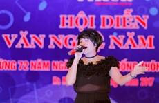 Ngọc Khuê tham gia bầu chọn 6 giải A trong 'Hội diễn văn nghệ TTXVN'