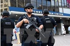 Mỹ tăng cường an ninh đối với tàu điện ngầm sau vụ đánh bom ở Anh