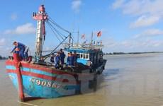 Cứu hộ thành công 17 thuyền viên Thanh Hóa gặp nạn trên biển