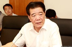 Trung Quốc kỷ luật một quan chức chống tham nhũng của Bộ Tài chính