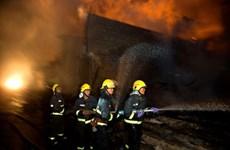 Trung Quốc: Hỏa hoạn trong đêm thiêu rụi 2 ngôi nhà, 11 người chết