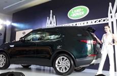 Land Rover ra mắt SUV hạng sang Discovery hoàn toàn mới