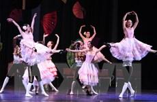 """Trình diễn nhiều tác phẩm kinh điển trong """"Đêm Ballet"""" ở TP.HCM"""