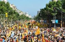 Tây Ban Nha: Tình hình Catalonia vẫn chưa có dấu hiệu hạ nhiệt