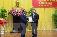 Ông Trương Quang Nghĩa nhận nhiệm vụ Bí thư Thành ủy Đà Nẵng